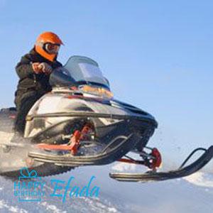 Snegohod-dlya-dvoih