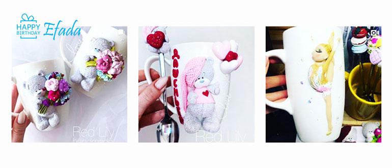 red_lily_handmade-подарок-кружка-из-полимерной-глины-м